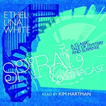 The Spiral Staircase Audiobook by Ethel Lina White Narrated by Kim Hartman