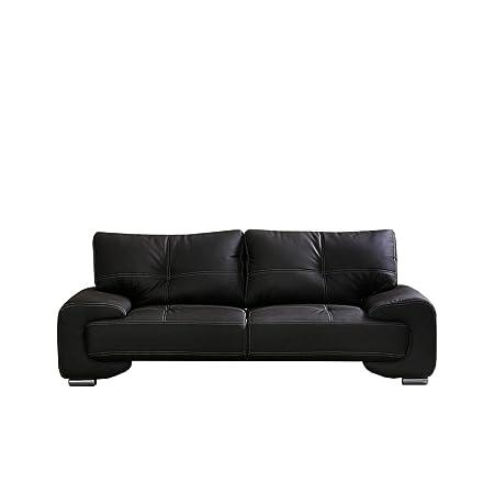 Sofa Omega 3 Komfortsofa, Wohnzimmer, Couchgarnitur, Sofagarnituren Polstersofa Couch (D8)