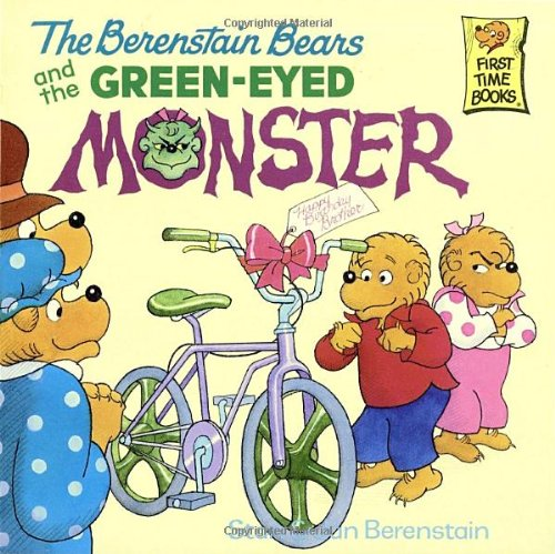 The Berenstain Bears and the Green-Eyed Monster PDF Download Free