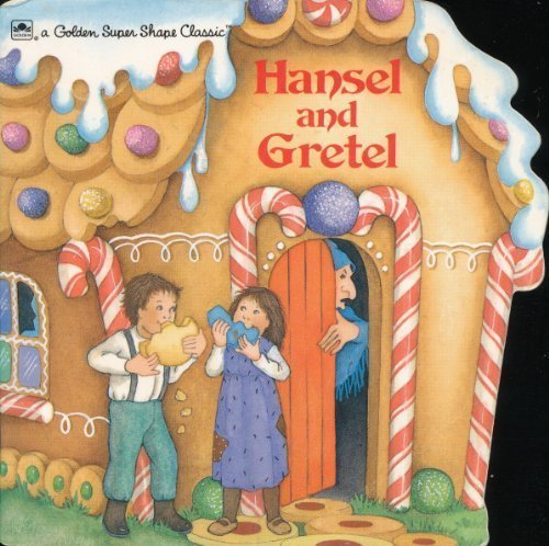 hansel-and-gretel-a-golden-super-shape-book-by-carol-north-1990-02-01