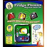 LeapFrog Fridge Phonics Magnetic Alphabet Set - Styles May Vary ~ LeapFrog