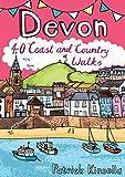 Devon - 40 Coast and Country Walks