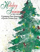 Holiday Trimmings: Contemporary Piano Arrangements of Favorite Christmas Songs (New Age Series)