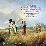 Clarinet Concertos Nos. 3 & 4