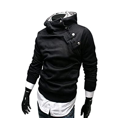 Men Fashion Jacket Lightweight FUNOC Fashion Mens Slim Fit