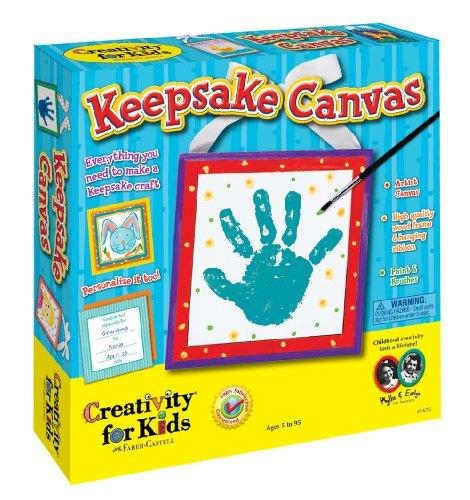 "Faber Castell Creativity For Kids  ""Keepsake Canvas"""