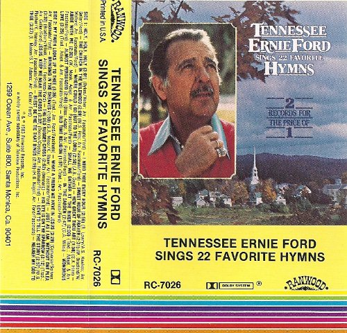Tennessee Ernie Ford Sings 22 Favorite Hymns