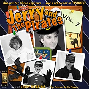 Jerry and the Pirates, Vol. 2 Radio/TV Program