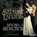 Beyond Seduction: A Bastion Club Novel Audiobook by Stephanie Laurens Narrated by Steven Crossley