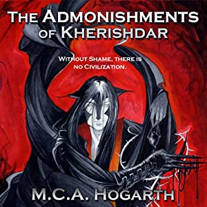 The Admonishments of Kherishdar | [M. C. A. Hogarth]