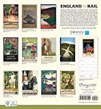 England by Rail 2016 Calendar