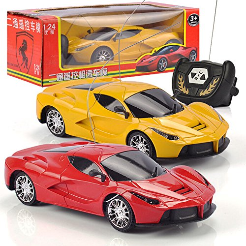 Mannot Racing - 1/24 Drift Speed Radio Remote Control RC RTR Racing Car Truck Kids Toy Xmas Gift TFP0009 (Flamethrower Kit Dual Exhaust compare prices)