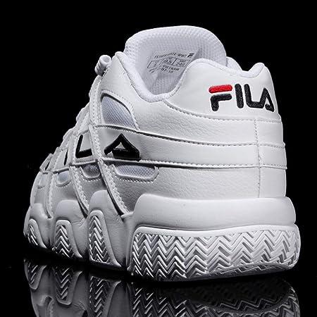 FILA KOREA (フィラ) FILA BARRICADE XT 97 LOW FS1HTB1051X バリケード ホワイト スニーカー [並行輸入品]