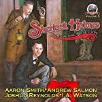 Sherlock Holmes: Consulting Detective, Book 3 | I.A. Watson,Joshua Reynolds,Andrew Salmon,Aaron Smith