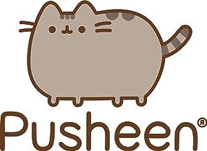 GUND Pusheen Squisheen Sitting Plush Stuffed Cat, 15 (Color: Multicolor, Tamaño: 15 inches)