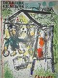 DERRIERE LE MIROIR (DLM) NO. 182 DECEMBRE 1969: MARC CHAGALL - WITH TWO ORIGINAL LITHOGRAPHS