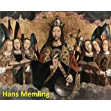 164 Color Paintings of Hans Memling - German Northern Renaissance Religious Painter (c. 1430 - August 11, 1494) (English Edition)