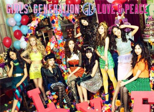LOVE & PEACE(��������)(CD+DVD)