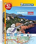Atlas France 2016 Spirales Michelin