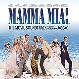 Mamma Mia! The Movie Soundtrack Album Cover