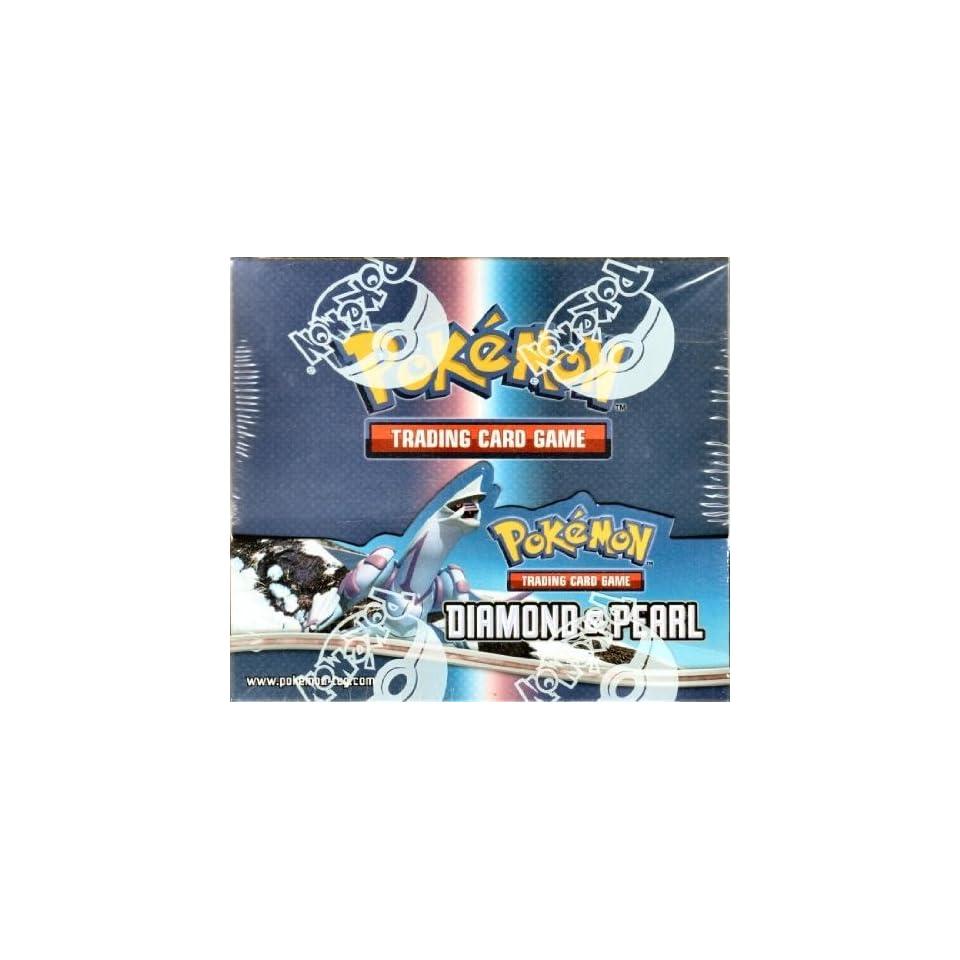 Pokemon Trading Card Game DP Diamond & Pearl Booster Box