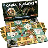 Caves and Claws Family Pastimes Cooperative Board Gameby Jim Deacove