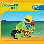 Playmobil Motor Bike, Multi Color