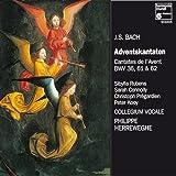 Bach : Cantates de l'Avent - BWV 36, 61 et 62