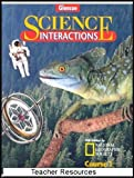 img - for Science Interactions: Course 1 [Teacher Classroom Resources] (Middle School Level) book / textbook / text book
