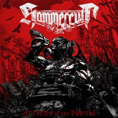 Anthems To The Damned by Hammercult (2013) Audio CD