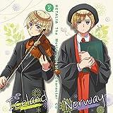 アニメ「 ヘタリア The World Twinkle 」 キャラクターCD Vol.5 ノルウェー & アイスランド