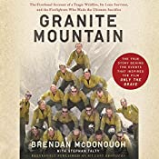 Granite Mountain: The Firsthand Account of a Tragic Wildfire, Its Lone Survivor, and the Firefighters Who Made the Ultimate Sacrifice | [Brendan McDonough, Stephan Talty - contributor]