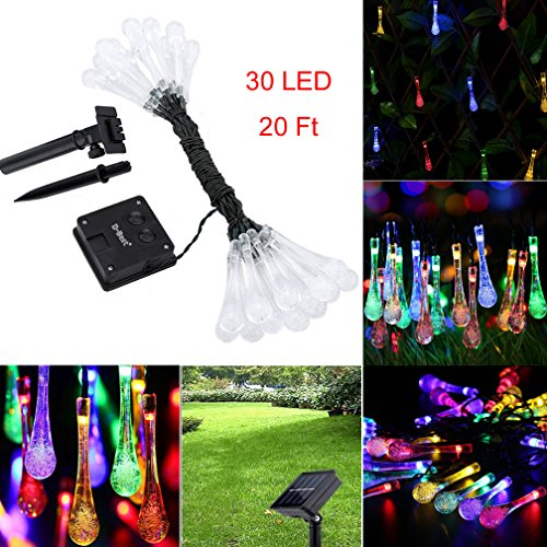 d-best-outdoor-waterproof-30-led-crystal-ball-solar-string-lights-20-feet-6-meters-water-drop-multi-