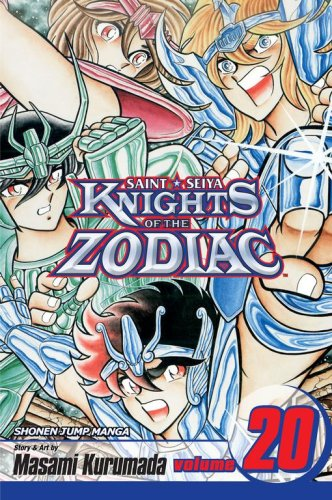 Knights of the Zodiac, Vol. 20: Battle for the 12 Palaces