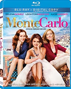 Monte Carlo Blu Ray+Digital Copy [Blu-ray]