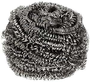 Bel-Art Scienceware 170850000 Cleanware Stainless Steel Sponge (Pack of 2)