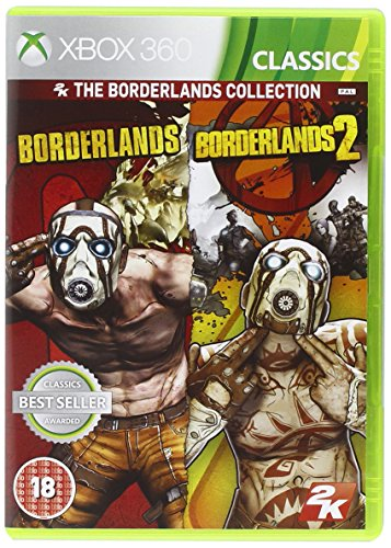 2K Borderlands Collection, Xbox 360