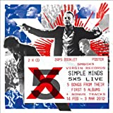 Songtexte von Simple Minds - 5x5 Live