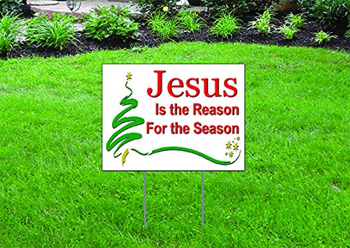 jesus-is-the-reason-for-the-season-16-x-12-yard-home-sign-with-stake-single-sided-fast-delivery