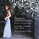 French Impressions: Works for Violin & Orchestra