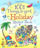 Hazel Maskell 1001 Things to Spot on Holiday Sticker Book (1001 Things to Spot Sticker Books)