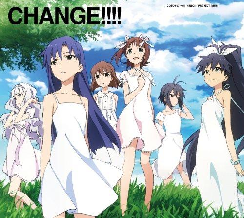 新オープニング・テーマ 「CHANGE!!!!」 《DVD付初回限定盤》