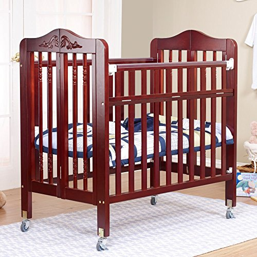 Orbelle Natalie 3-in-1 Folding Portable Crib - 1