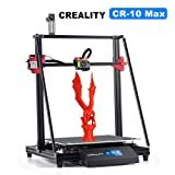 Creality CR-10 MAX 3D Printer with BL Touch Matrix Automatic Leveling, Touch Screen and Bondtech Extruder Gears Large Build Volume 450mmx450mmx470mm (Tamaño: CR-10 Max)