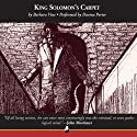 King Solomon's Carpet (       UNABRIDGED) by Barbara Vine Narrated by Davina Porter
