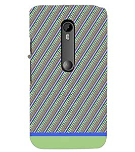 PrintDhaba Pattern D-1729 Back Case Cover for MOTOROLA MOTO G3 (Multi-Coloured)