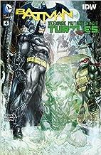 Batman Teenage Mutant Ninja Turtles #4 (of…