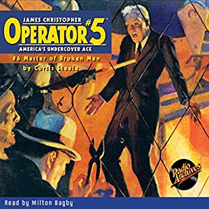 Operator #5 #6 September 1934 Audiobook