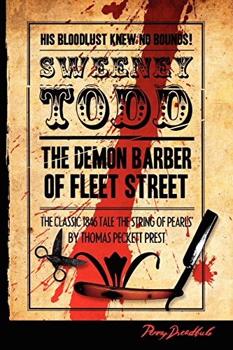 Sweeney Todd: The Demon Barner Of Fleet Street: The String Of Pearls