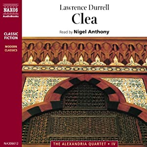 Clea Audiobook
